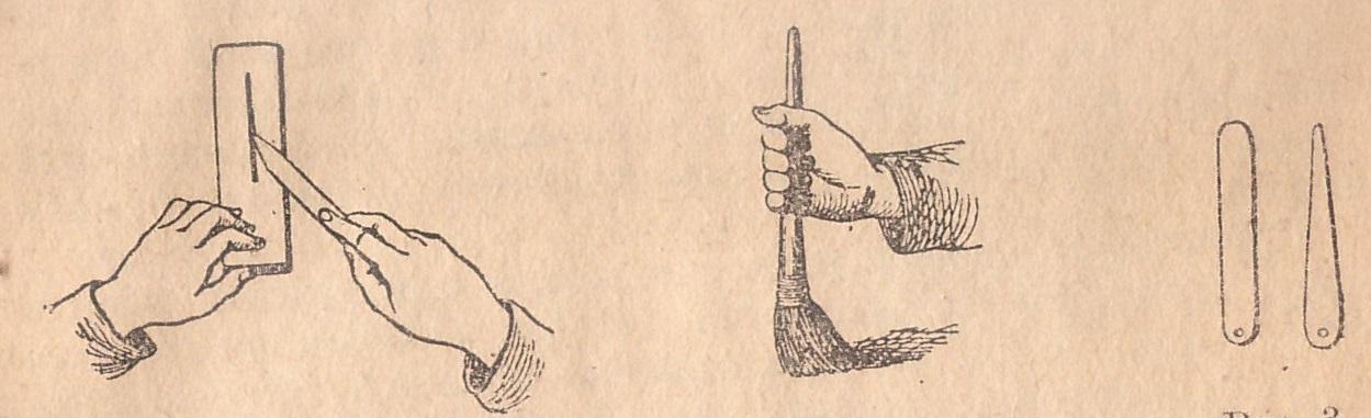 Картонажные работы. Инструмент