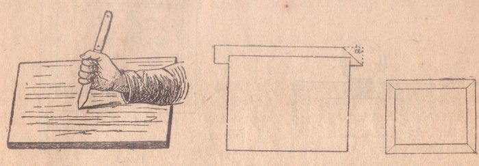 Картонажные работы (Часть 3). Как резать и оклеивать картон. Продолжение.