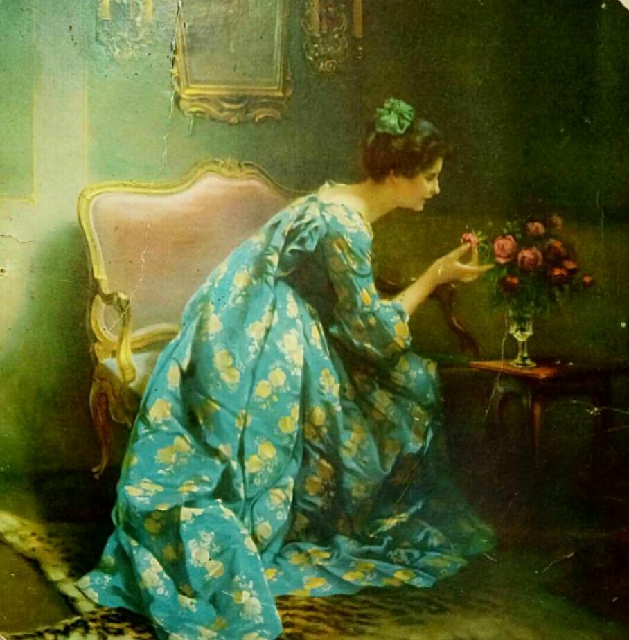 Viktor Schramm Виктор Шрамм A Perfect Scent Идеальный аромат 1897