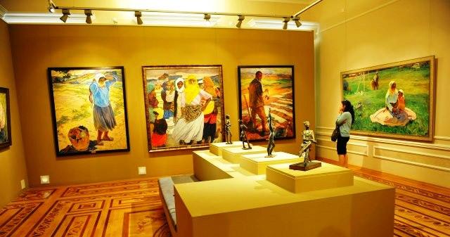 Выставка «Забытое не забудется»Рзакулиев