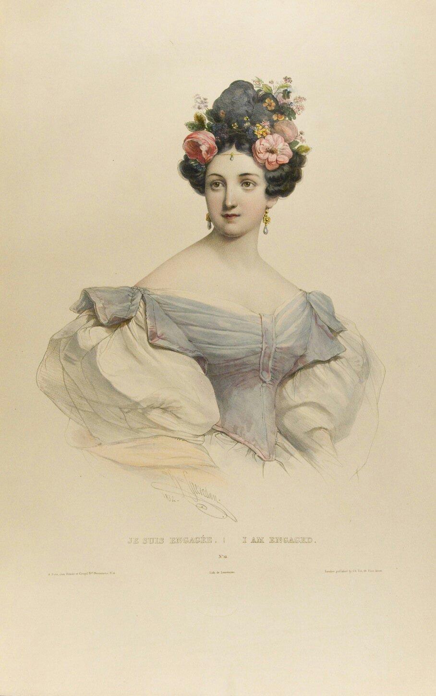 19-grevedon-vocabulaire-des-dames-1832-no-12-i-am-engaged-clark-tiff-1457460088.jpg