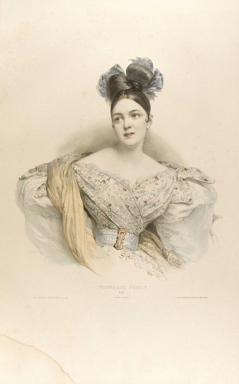 9-grevedon-vocabulaire-des-dames-1832-no-5-viendrez-vous-clark-tiff-97606344.jpg