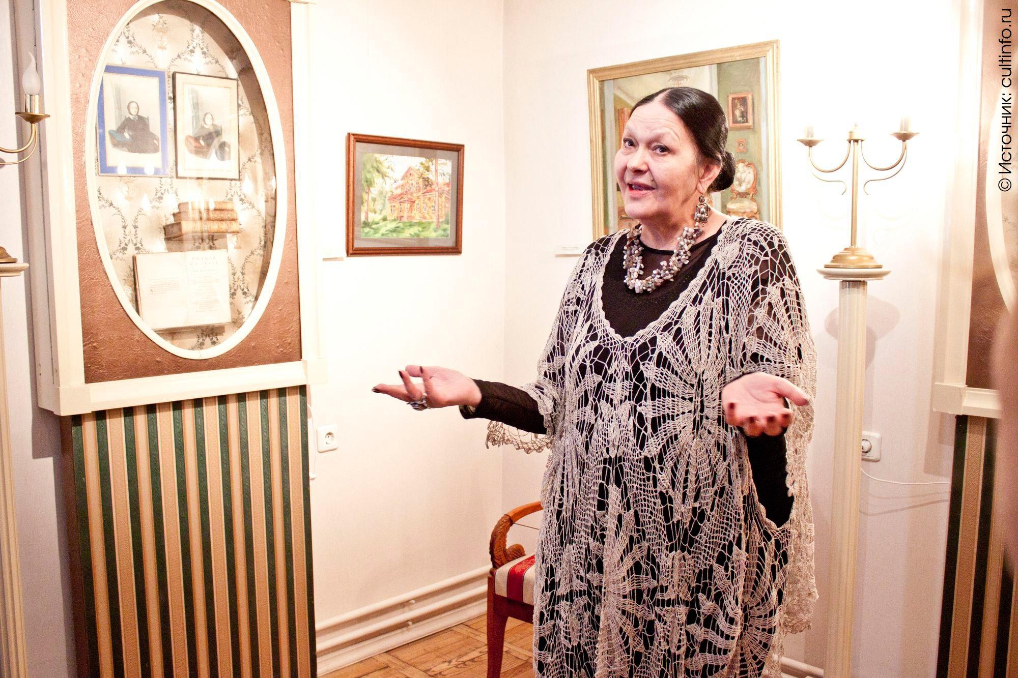 Выставка к 230-летию со дня рождения поэта К.Н. Батюшкова